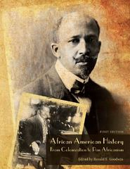 African American History 1st edition 9781609277932 1609277937