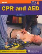 CPR And AED 6th Edition 9781449609405 1449609406