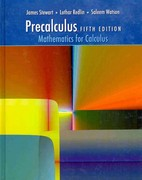 Precalculus: Mathematics for Calculus (Book Only) 5th edition 9780495016779 0495016772
