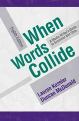 When Words Collide 8th edition 9780495572404 0495572403