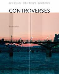 Controverses 2nd Edition 9780495797777 0495797774