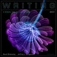Writing 2nd edition 9780495833376 0495833371