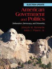 American Government and Politics 1st edition 9780495905196 0495905194