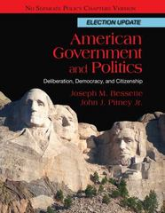 American Government and Politics 1st edition 9780495905189 0495905186