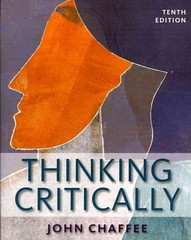 Thinking Critically 10th edition 9780495908814 0495908819