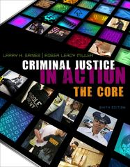 Criminal Justice in Action 6th edition 9780495913559 0495913553