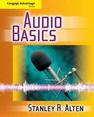 Cengage Advantage Books: Audio Basics 1st Edition 9780495913566 0495913561