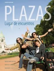 Plazas 4th Edition 9780495913795 0495913790