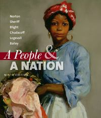 A People and a Nation 9th edition 9780495915256 0495915254
