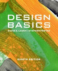 Design Basics (with CourseMate Printed Access Card) 8th edition 9780495915775 0495915777