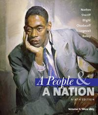 A People and a Nation 9th edition 9780495915904 0495915904