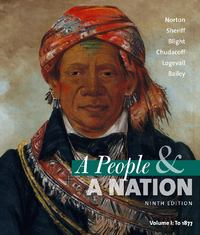 A People and a Nation 9th edition 9780495915898 0495915890