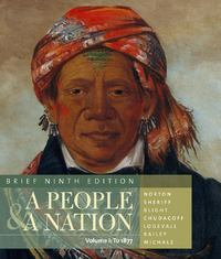 A People and a Nation 9th edition 9780495916222 0495916226
