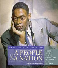 A People and a Nation 9th edition 9780495916239 0495916234