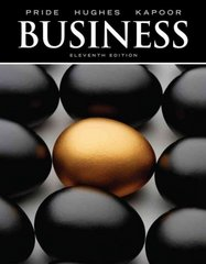 Business 11th edition 9780538478083 053847808X
