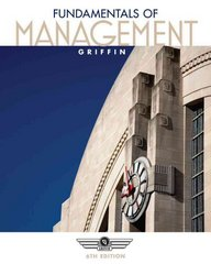 Fundamentals of Management 6th Edition 9780538478755 0538478756