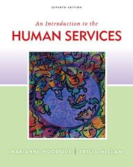 An Introduction to Human Services 7th edition 9780840033710 0840033710