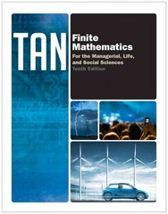 Finite Mathematics for the Managerial, Life, and Social Sciences 10th Edition 9781133171010 113317101X