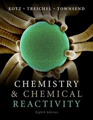 Chemistry and Chemical Reactivity 8th edition 9780840048288 0840048289