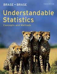Understandable Statistics 10th edition 9780840048387 0840048386