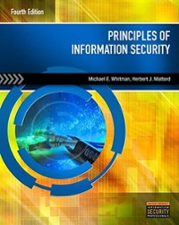 Principles of Information Security 4th edition 9781133172932 1133172938