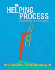 Helping Process 1st edition 9781111298432 1111298432
