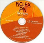 CD for Miller's NCLEX-PN Review, 2nd 2nd edition 9781111322687 1111322686