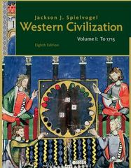 Western Civilization 8th edition 9781111342128 1111342121