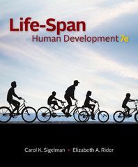 Life-Span Human Development 7th edition 9781111342739 1111342733