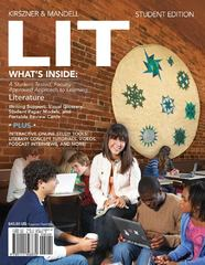 LIT (with Literature CourseMate Printed Access Card) 1st edition 9781111348830 1111348839