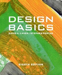 Design Basics 8th edition 9781111353988 1111353980