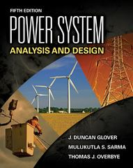 Power System Analysis and Design 5th edition 9781133172871 1133172873