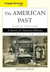 Cengage Advantage Books: The American Past 9th edition 9781133386605 1133386601