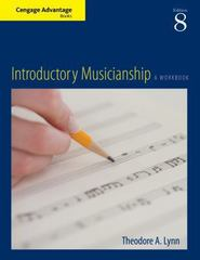 Cengage Advantage Books: Introductory Musicianship 8th edition 9781111343545 1111343543