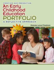 Creating an Early Childhood Education Portfolio 1st Edition 9781111344337 1111344337