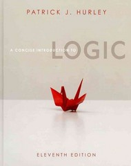 A Concise Introduction to Logic (with Philosophy CourseMate with eBook Printed Access Card and Stand Alone Rules and Argument Forms Card) 11th edition 9781111346232 1111346232
