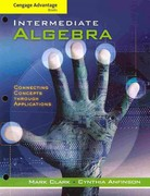 Cengage Advantage Books: Intermediate Algebra 1st edition 9781111569129 1111569126