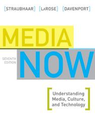 Media Now 7th edition 9781439082577 143908257X