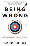 Being Wrong 1st Edition 9780061176050 0061176052