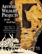Artistic Wildlife Projects for the Scroll Saw 0 9781565232242 1565232240