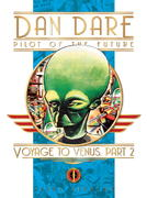 Classic Dan Dare: Voyage to Venus Part 2 0 9781840238419 1840238410