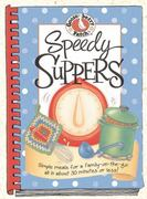Speedy Suppers Cookbook 0 9781931890762 1931890765