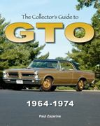 The Collector's Guide to GTO 1964-1974 0 9781583881965 1583881964
