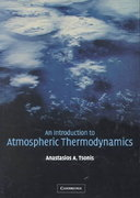An Introduction to Atmospheric Thermodynamics 2nd Edition 9780521696289 0521696283