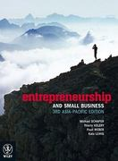 Entrepreneurship and Small Business 3rd Edition 9781742164625 1742164625