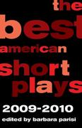 Best American Short Plays, 2009-2010 1st Edition 9781557837622 1557837627