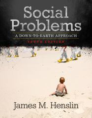 Social Problems 10th edition 9780205004164 0205004164