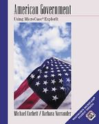 American Government Using MicroCase ExplorIt 7th edition 9780534586355 053458635X