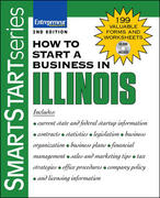 How to Start a Business in Illinois 1st edition 9781599181134 1599181134