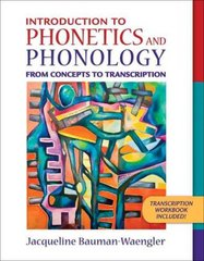 Introduction to Phonetics and Phonology 1st Edition 9780205402878 0205402879